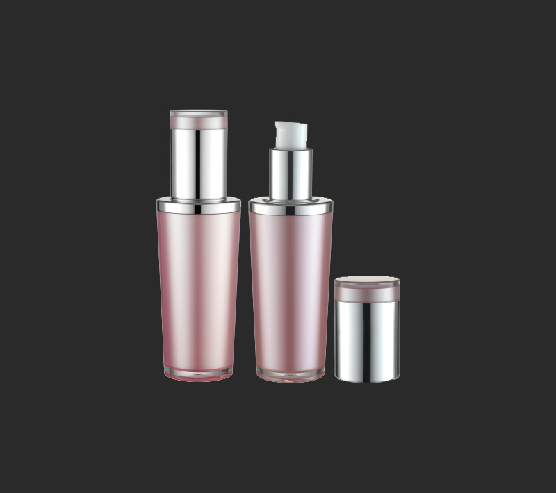 China High Quality lotion bottle New Design cosmetic lotion bottle set cosmetic lotion bottle