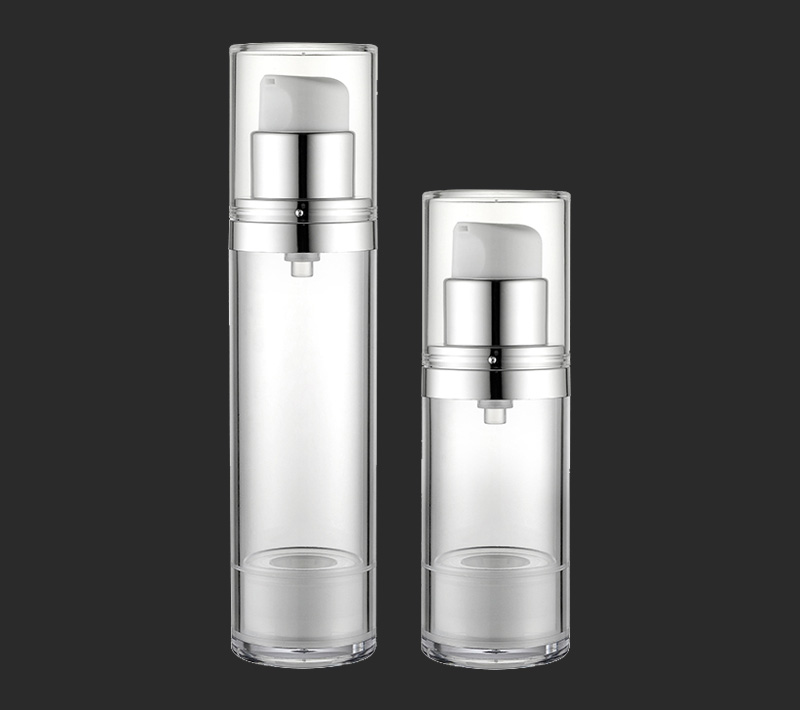 cosmetic bottle packaging airless serum bottle