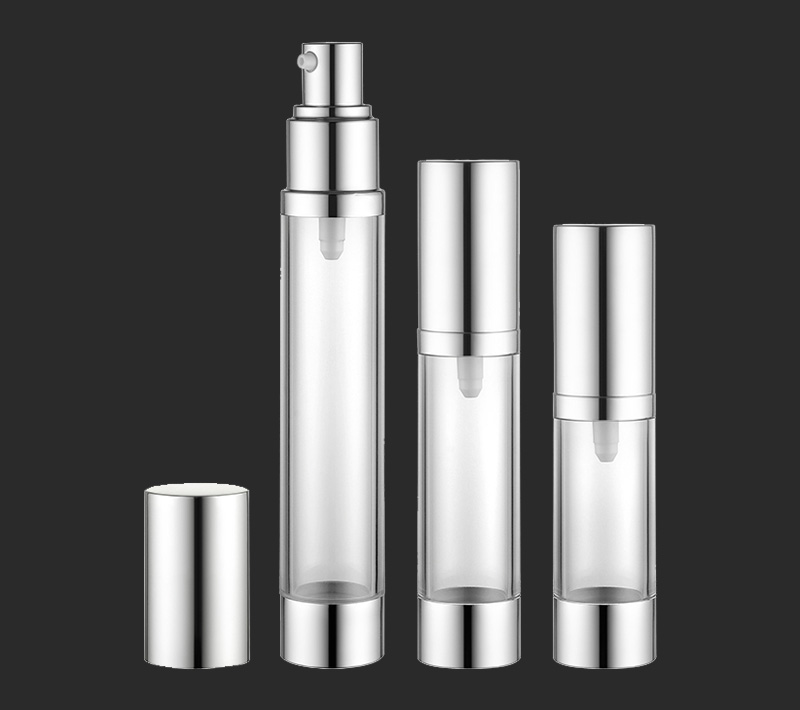 cream bottle cosmetic airless bottle