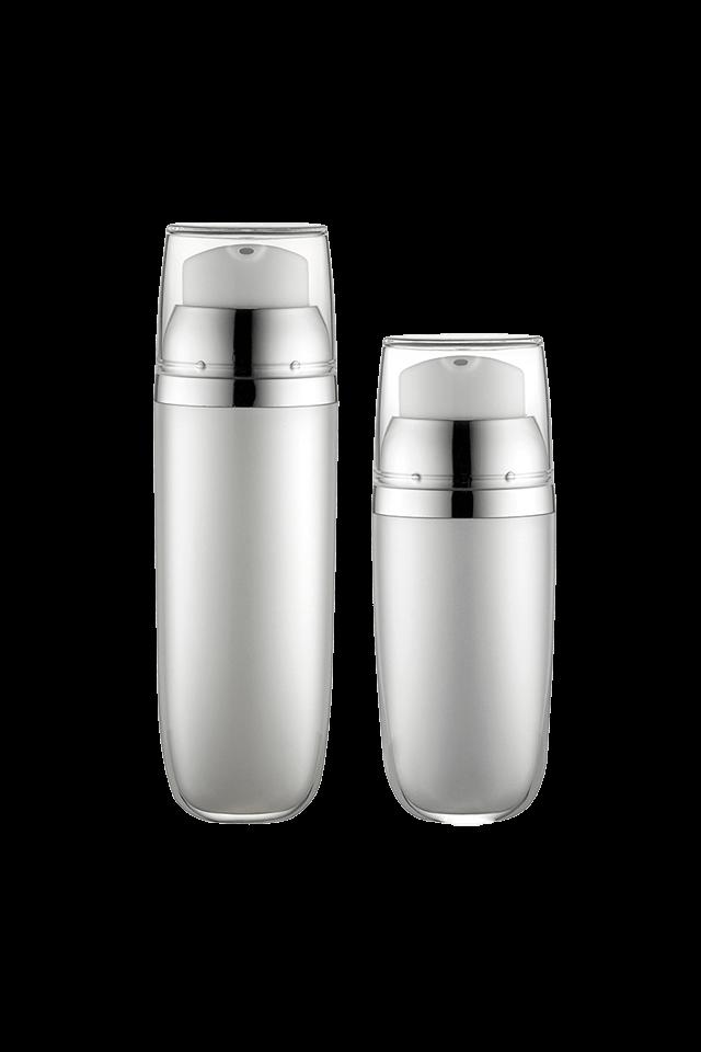 BB sunscreen Acrylic bottle empty plastic airless bottle sunscreen airless bottle