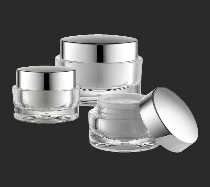 Cream Jar JZ502