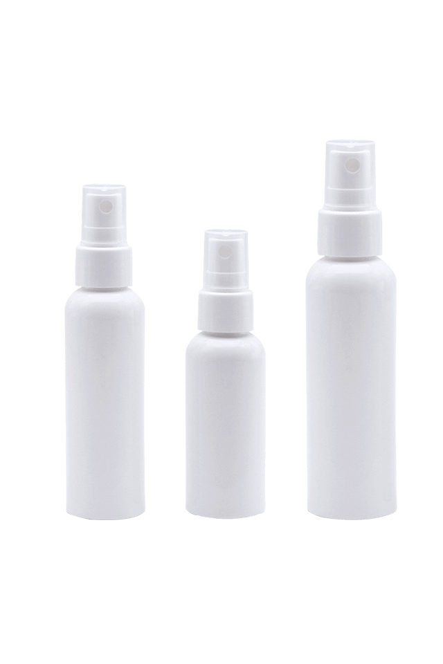 50ml 60ml 100ml Fine Mist Sprayer Bottle With Pump